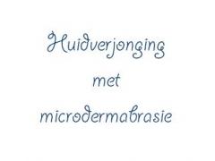 microdermabrasie